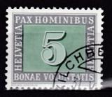 Schweiz  Mi. Nr. 447  oo