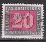 Schweiz  Mi. Nr. 449  oo