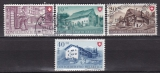 Schweiz Mi. Nr. 525/28 oo