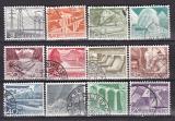 Schweiz Mi. Nr. 529/40 oo