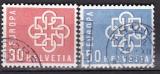 Schweiz Mi. Nr. 679/80 oo
