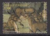 sp. Andorra Mi.-Nr. 459 **