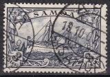 Dt. Kol. Samoa Mi.-Nr. 18 oo (3)