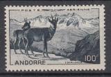 frz. Andorra Mi.-Nr. 141 **