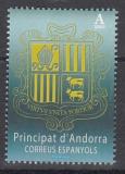 sp. Andorra Mi.-Nr. 461 **