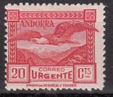 sp. Andorra Mi.-Nr. 27 A **