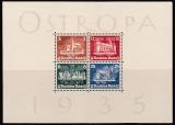 Deutsches Reich Mi.-Nr. 576/79 (*)
