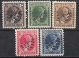 Luxemburg Dienst Mi.-Nr. 149/53 **