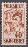 Saar Mi.-Nr. 144 **