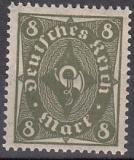 Deutsches Reich Mi.-Nr. 229 W **