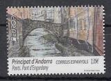 sp. Andorra Mi.-Nr. 465 **