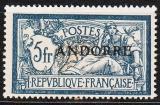 frz. Andorra Mi.-Nr. 21 *