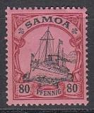 Dt. Kol. Samoa Mi.-Nr. 15 **