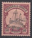 Dt. Kol. Marshall-Inseln Mi.-Nr. 20 *