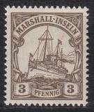 Dt. Kol. Marshall-Inseln Mi.-Nr. 26 **