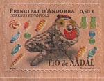 sp. Andorra Mi.-Nr. 460 **