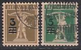 Schweiz  Mi. Nr. 239/40 oo