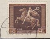 Deutsches Reich Mi.-Nr. 671 y oo SST
