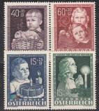 Österreich Mi.-Nr. 929/32 **