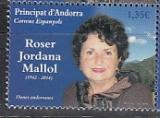 sp. Andorra Mi.-Nr. 466 **