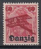 Danzig Mi.-Nr. 51 II **