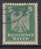 Deutsches Reich Mi.-Nr. 356 Xx oo gepr.