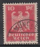 Deutsches Reich Mi.-Nr. 357 Xx oo gepr.