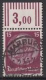 Deutsches Reich Mi.-Nr. 488 W OR oo