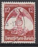 Deutsches Reich Mi.-Nr. 587 I oo gepr. BPP
