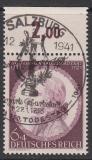 Deutsches Reich Mi.-Nr. 810 II oo