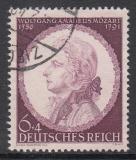 Deutsches Reich Mi.-Nr. 810 II oo gepr. BPP