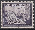 Deutsches Reich Mi.-Nr. 893 VI oo