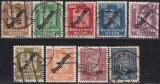 Deutsches Reich Dienst Mi.-Nr. 105/13 oo
