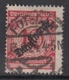 Deutsches Reich Dienst Mi.-Nr. 101 PA II oo gepr. BPP