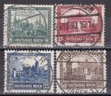 Deutsches Reich Mi.-Nr. 450/53 oo