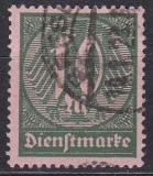Deutsches Reich Dienst Mi.-Nr. 101 Pa HT oo gepr.