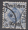 Deutsches Reich Dienst Mi.-Nr. 55 Y oo gepr.