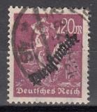 Deutsches Reich Dienst Mi.-Nr. 75 oo gepr.