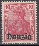 Danzig Mi.-Nr. 2 b **