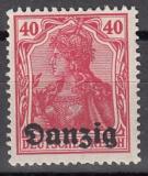 Danzig Mi.-Nr. 6 **