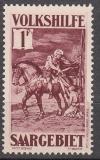 Saar Mi.-Nr. 153 **