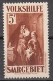 Saar Mi.-Nr. 157 **
