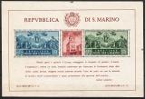San Marino - Mi.-Nr. Block 4 A **