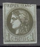 Alt - Frankreich Mi.-Nr. 36 (*) Mgl.