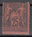 ALT - Frankreich Mi.-Nr. 74 a (*) Mgl.