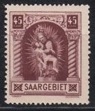 Saar Mi.-Nr. 102 **