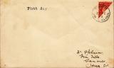 Deutsche Besetzung Guernsey Mi.-Nr. I Brief