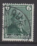 Deutsches Reich Mi.-Nr. 604 II oo Kurzbefund