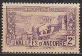 frz. Andorra Mi.-Nr. 25 **