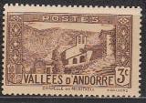 frz. Andorra Mi.-Nr. 26 **